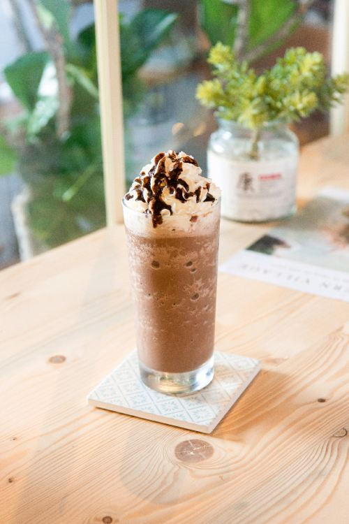 093 Chocolate Ice Blended 巧克力冰沙