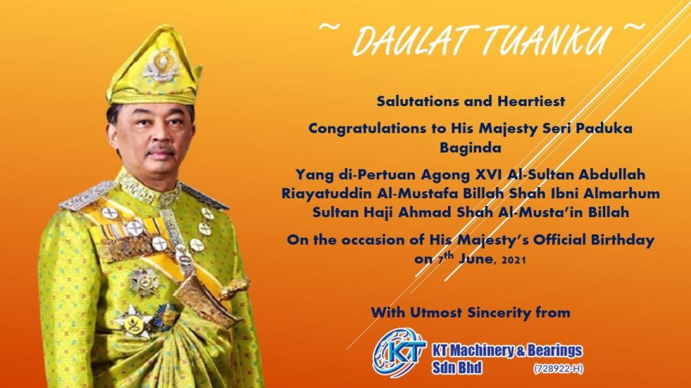 The Ocassion of His Majesty's Official Birthday