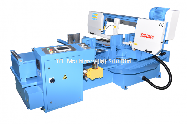 CNC Double Miter Cutting Bandsaw 500/650/705/800/1000/1300/5015/5030/5050DMA