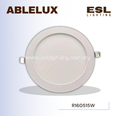 ABLELUX 15W ROUND LED RECESSED DOWNLIGHT 1350LUMEN POWER FACTOR 0.9 AC85-265V
