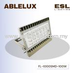 ABLELUX 100 LED FLOODLIGHT / SPOTLIGHT 9000 LUMEN POWER FACTOR 0.95 AC180-260V IP65 OUTDOOR LIGHTING