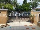 To supply and install autogate motor system at swing gate @ Jalan Nagasari 36/9A, Seksyen 36, Desa Latania, 40460 Shah Alam. Swing Gate Gate