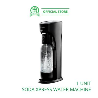 Soda Xpress Water Machine Pinnacle Starter Kit ����ˮ������ - Soda Maker | Carbon dioxide CO2 | Cylinder | Capacity 1L