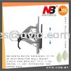 NB North Bayou Original 27 to 45 inch Monitor TV Single Arm Wall Mount Bracket F425 MONITOR / PC