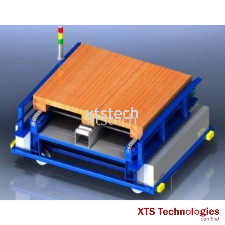 Rail Guided Vehicle (RGV) Automation Malaysia💯
