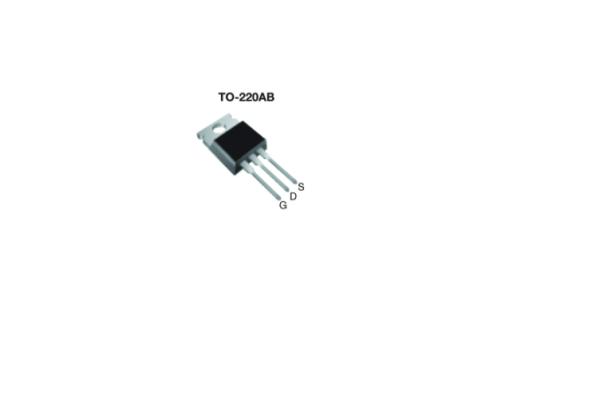 VISHAY IRF520, SIHF520 MOSFET