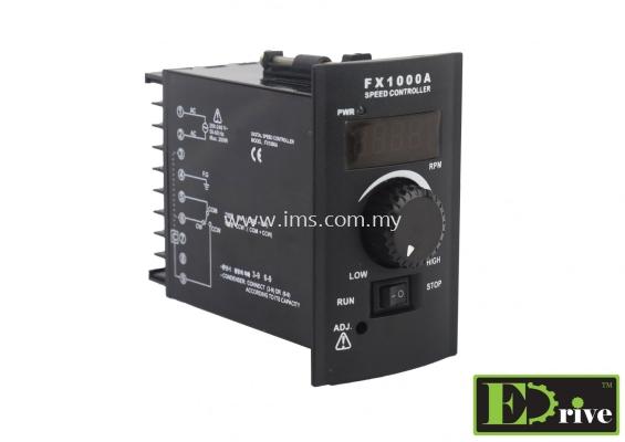 FX1000A Edrive Speed Controller