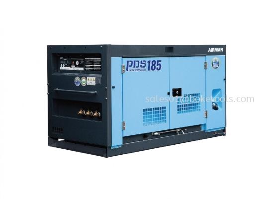 Airman PDS185S-5c5 Diesel Engine Air Compressor (Box Type)