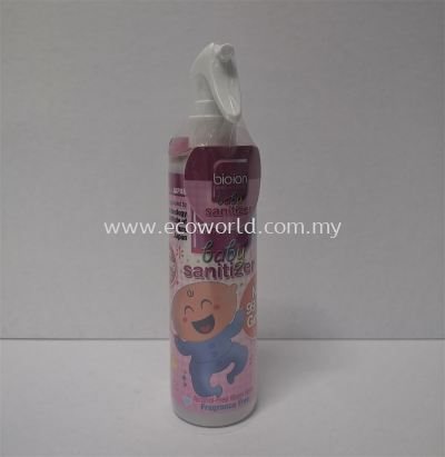 BABY GERMS-FREE SANITIZER NON-ALCOHOL WATER BASED ORIGINAL