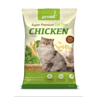 PROUD CAT SUPER PREMIUM 8KG -CHICKEN