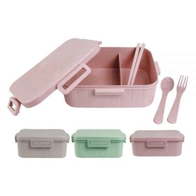 Organic Wheat Lunch Box LB 8140