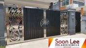 Stainless Steel Gate(Laser Cutting) GATE
