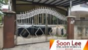 Stainless Steel Gate(curve type) GATE