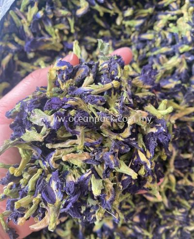 Dried butterfly pea flower - Daily fresh and smell great