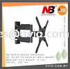 NB North Bayou Original 32 to 55 inch 43 50 Monitor TV Cantilever Single Arm Wall Mount Bracket P4 MONITOR / PC