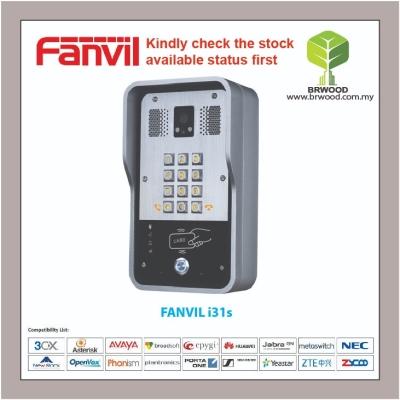 FANVIL i31S: IP Video Door Phone