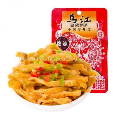 Wujiang Spicy Flavour Mustard Tuber-Light (80g/pkt)
