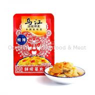 Wujiang Spicy & Tart Flavour Mustard Tuber (80g/pkt)