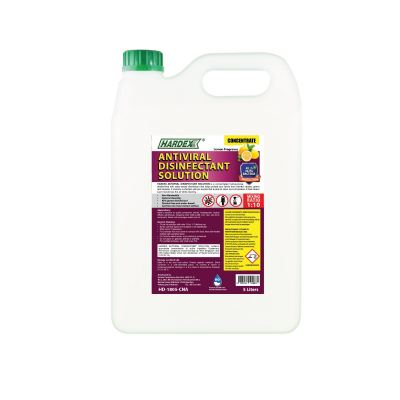 HARDEX ANTIVIRAL DISINFECTANT SOLUTION