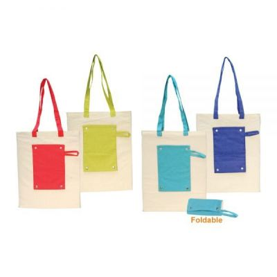 Foldable Canvas Bag CAN 333