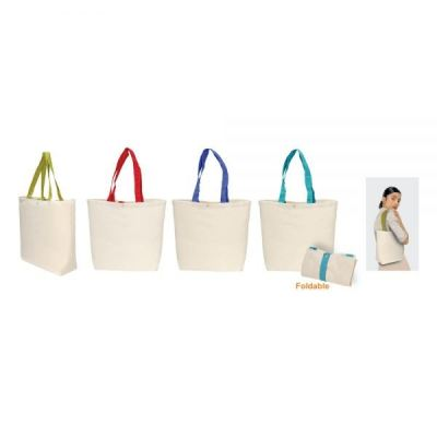 Foldable Canvas Bag CAN 355