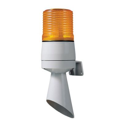 S60ADL LED Steady/Flashing Signal Light with High Volume Built-in Buzzer Max.100dB