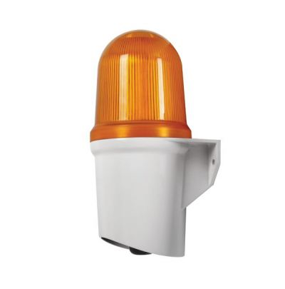 QAD100BZ Wall Mount Type LED Steady/Flash & Strong Buzzer Max.105dB
