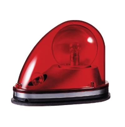 SK/SKH Streamline Bulb Revolving Warning Light