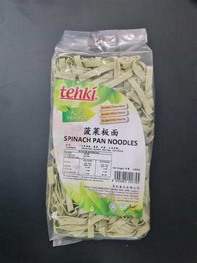 Tehki Spinach Pan Mee 250g ���˰��� 250g