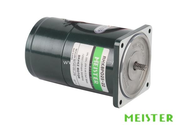 RHK8PO25-2C MEISTER Revesible Brake 25W Motor