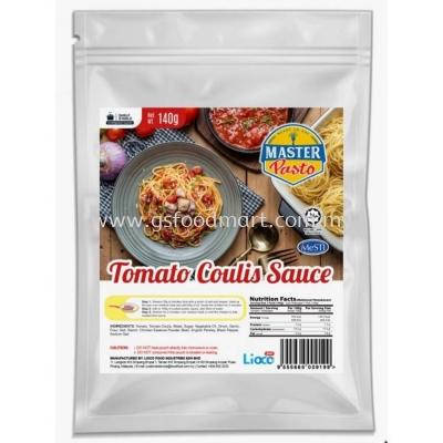 Master Pasto Tomato Coulis Sauce 140G
