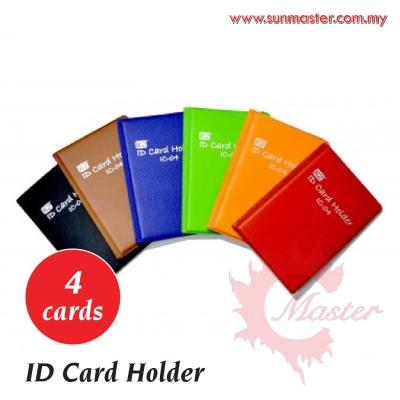 4s ID Pocket Card Holder