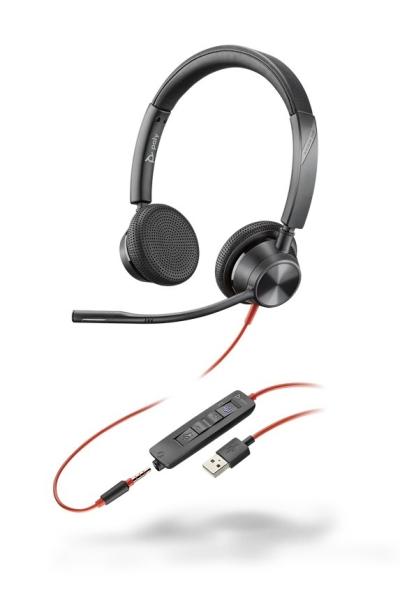 BLACKWIRE 3325-M USB-A / USB-C