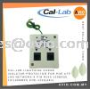 CAL-LAB Callab Cal Lab Lightning Surge Isolator Protector For POE UTP LAN Network 8 Pin RJ45 100Base POE-1236(48V) LIGHTNING ISOLATOR