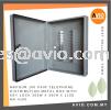 MKFour 100 Pair Telephone Distribution Metal Box with Key Lock 305W x 390H x 115D MK-4100 MK4100 LIGHTNING ISOLATOR