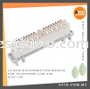 10 Pair Disconnection Module for Telephone Line use DISC-10P LIGHTNING ISOLATOR