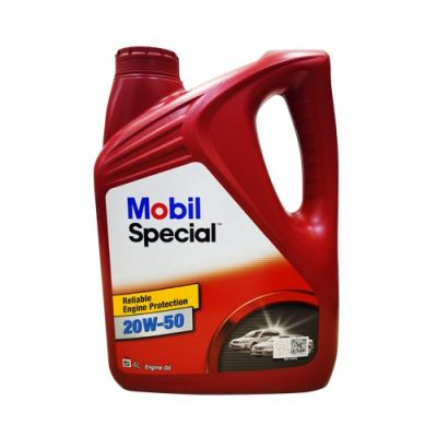 MOBIL SPECIAL 20W50