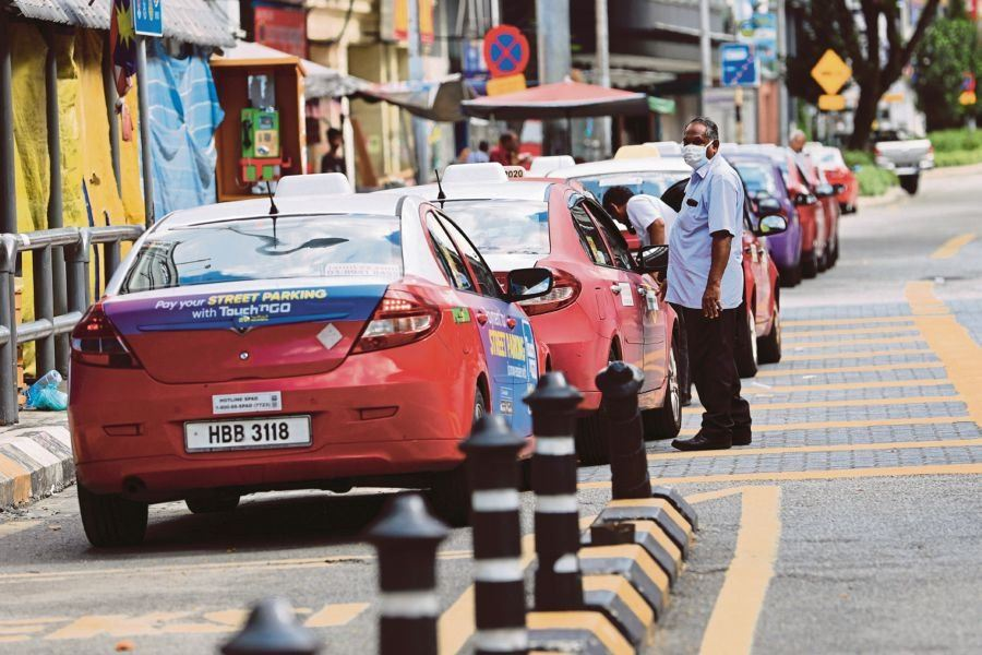 MCO extension: Public transport services including taxis, e-hailing allowed