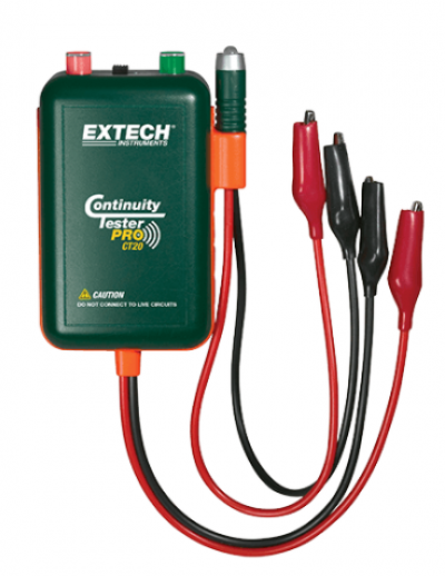 EXTECH CT20 : Remote & Local Continuity Tester