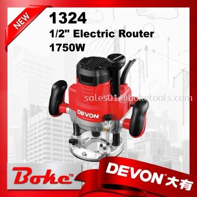 DEVON 1324 Electric Router 1750W