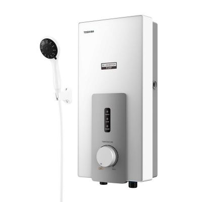 Toshiba Instant Water Heater Shower with DC Pump DSK38S3MW