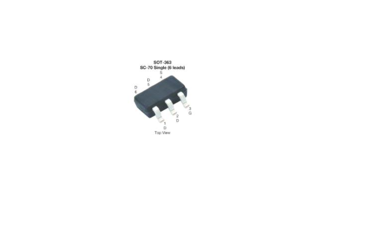 VISHAY SQ1539EH AUTOMOTIVE MOSFET