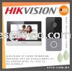 Hikvision IP Video Intercom Package Set DS-KV6113-WPE1 X1, DS-KH6320-WTE1 X1, PSU X2, DS-KIS603-P INTERCOM SYSTEM