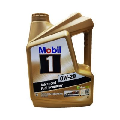 MOBIL 0W20 ADVANCED FULLY SYNTHETIC