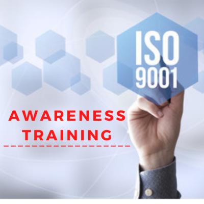 ISO 9001:2015 Awareness Training