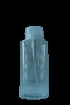 500ML Transparent Plastic Lotion Bottle PLASTIC BOTTLE SERIES Cosmetic Bottle