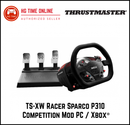 Thrustmaster TS-XW Racer Sparco P310 Competition Mod PC / Xbox ® | Xbox One or PC 4460162
