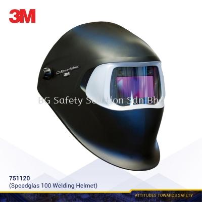 3M Speedglas 100 Welding Helmet