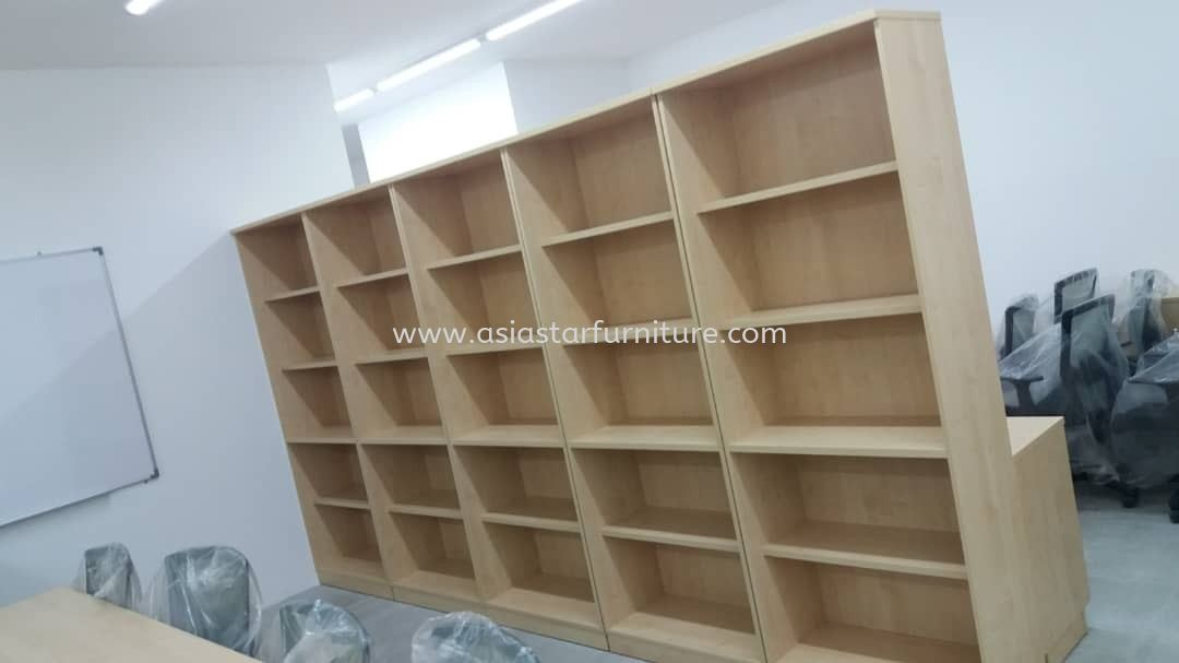 DELIVERY & INSTALLATION HIGH CABINET Q-YO 21 OFFICE FURNITURE TADISMA BUSINESS PARK, SHAH ALAM