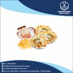 Cheese Baked Scallop 10pcs